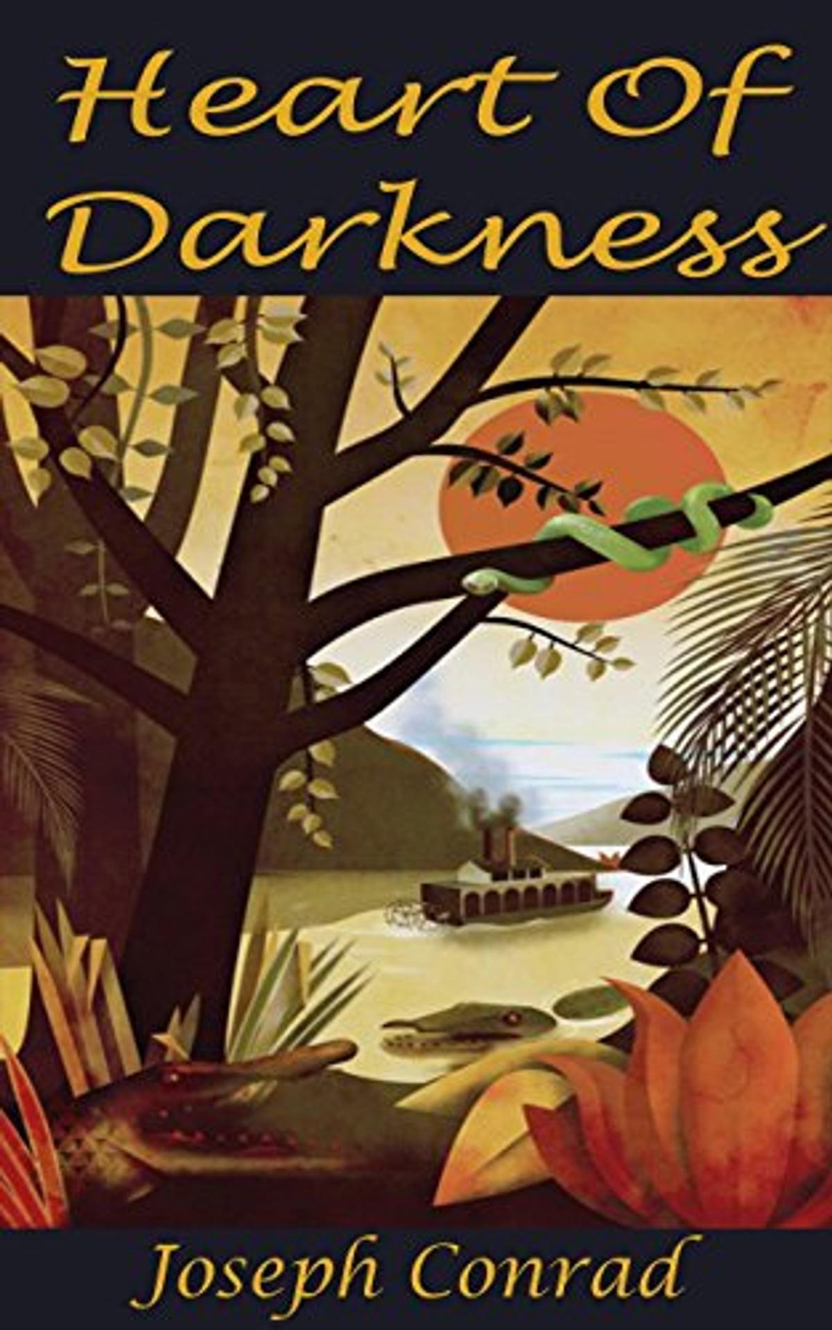 Joseph Conrad Heart Of Darkness : joseph, conrad, heart, darkness, Heart, Darkness, EBook, Joseph, Conrad, Rakuten