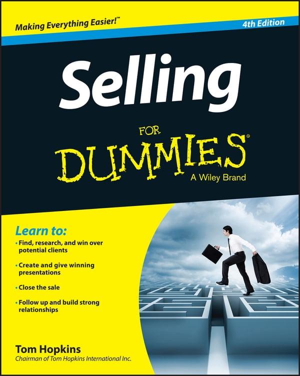 Selling For Dummies Kobo EBook Horizon Books