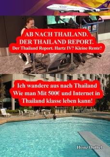 Hartz IV? Kleine Rente? Ich wandere aus nach Thailand: Wie man Mit 500€ und Internet in Thailand…