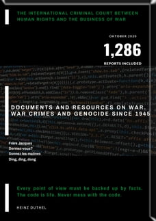 Documents and Resources on War, War Crimes and Genocide since 1945: The International Criminal…