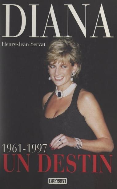 Henry Jean Servat Et Son Epouse : henry, servat, epouse, Livre, Numérique, Diana,, Destin, (1961-1997), Henry-Jean, Servat, édition, Www.chapters.indigo.ca