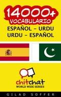 14000+ vocabulario español - Urdu