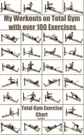 Total Gym Chart : total, chart, Workouts, Total, Exercises, EBook, Vladimir, Oliyanovich, 1230004048954, Rakuten, United, States