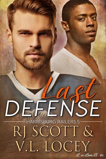 Last Defense by RJ Scott, V.L. Locey Ebook/Pdf Download