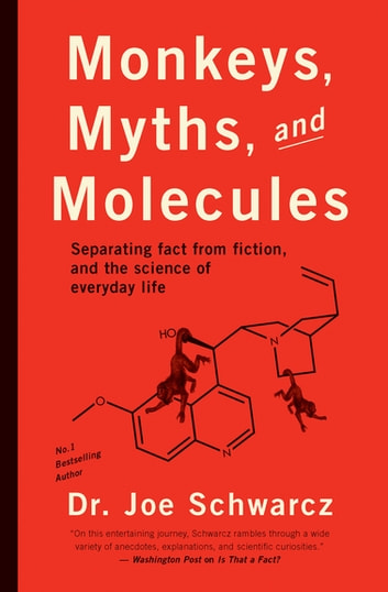 Monkeys, Myths, and Molecules by Dr. Joe Schwarcz Ebook/Pdf Download