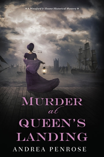 Murder at Queen's Landing by Andrea Penrose Ebook/Pdf Download