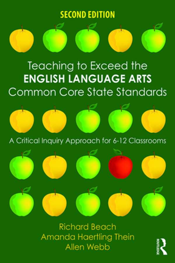 Common Core State Standards English Language Arts Book