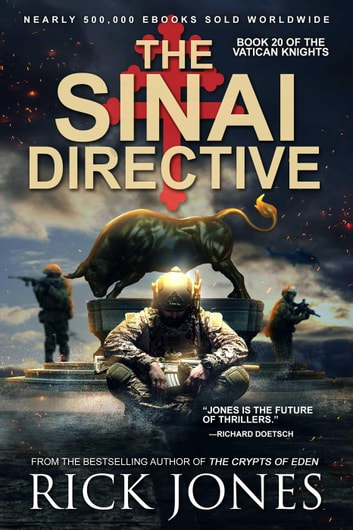 The Sinai Directive by Rick Jones Ebook/Pdf Download