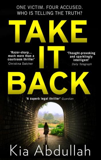 Take It Back by Kia Abdullah Ebook/Pdf Download