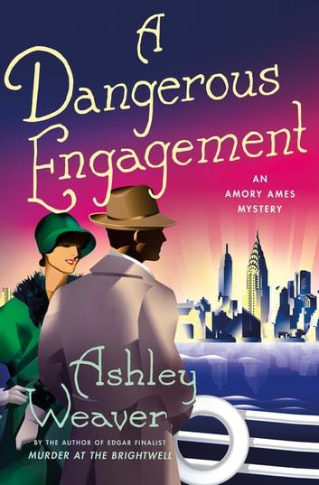 A Dangerous Engagement by Ashley Weaver Ebook/Pdf Download