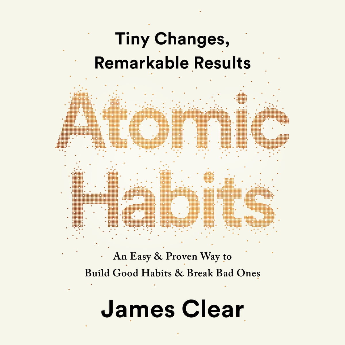 Atomic Habits Audiobook By James Clear