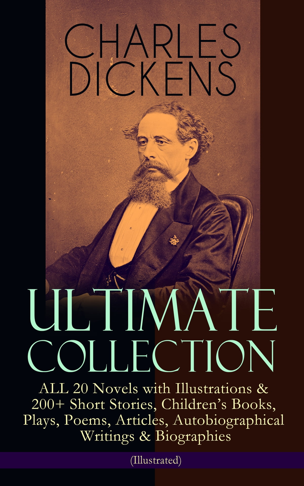 Charles Dickens Ultimate Collection All 20 Novels With