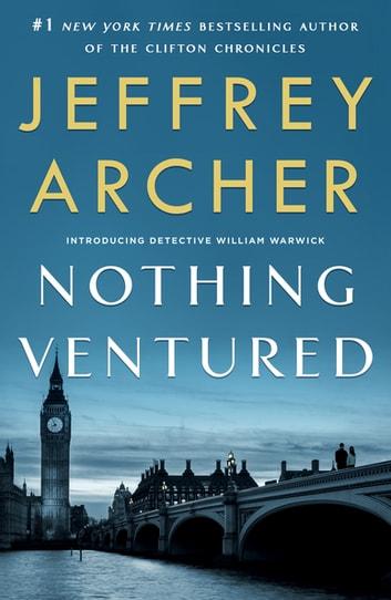 Nothing Ventured by Jeffrey Archer Ebook/Pdf Download