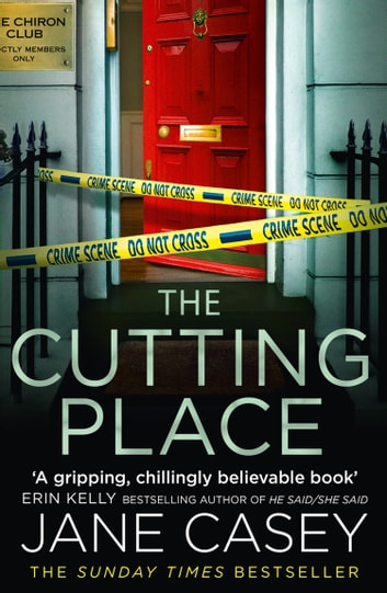 The Cutting Place (Maeve Kerrigan, Book 9) by Jane Casey Ebook/Pdf Download