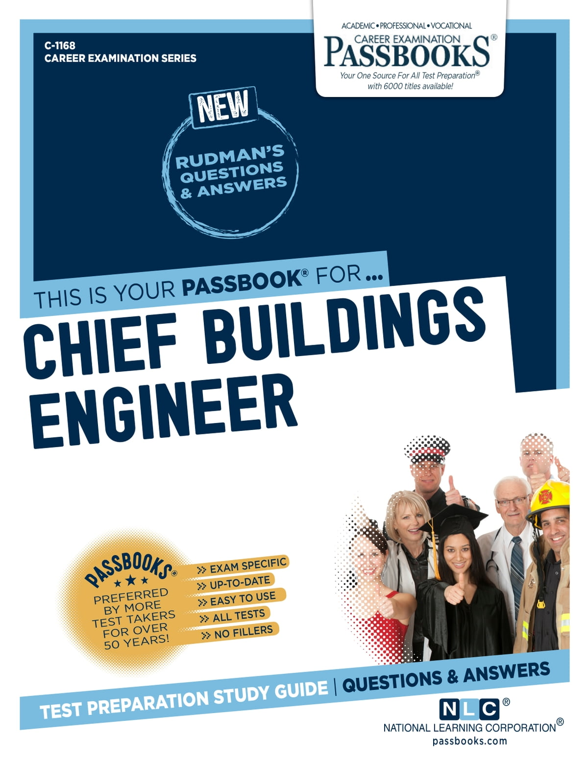 Chief Buildings Engineer eBook by National Learning