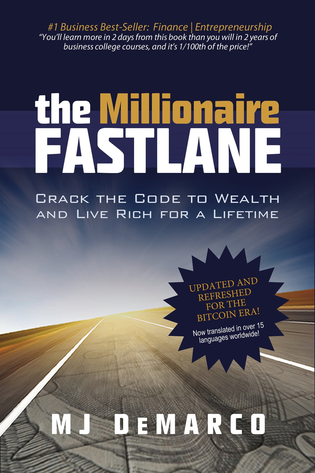 The Millionaire Fastlane eBook by MJ DeMarco | Rakuten Kobo
