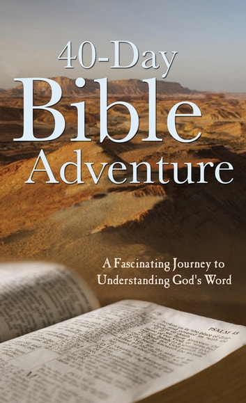 the 40 day bible