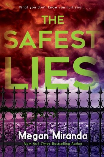 The Safest Lies by Megan Miranda Ebook/Pdf Download