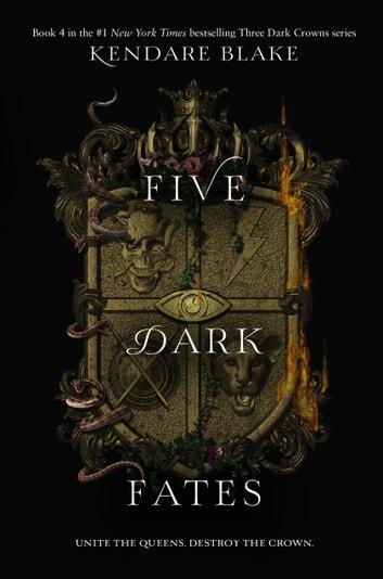Five Dark Fates by Kendare Blake Ebook/Pdf Download