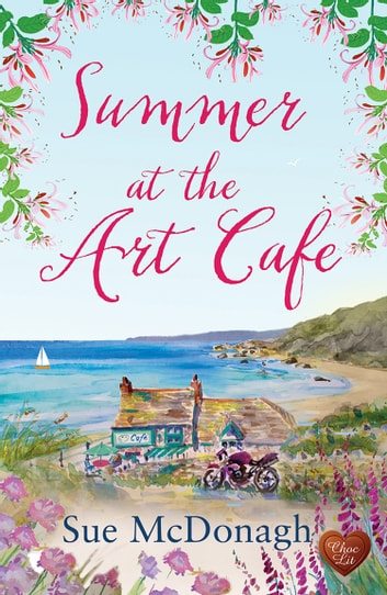 Summer at the Art Caf by Sue McDonagh Ebook/Pdf Download
