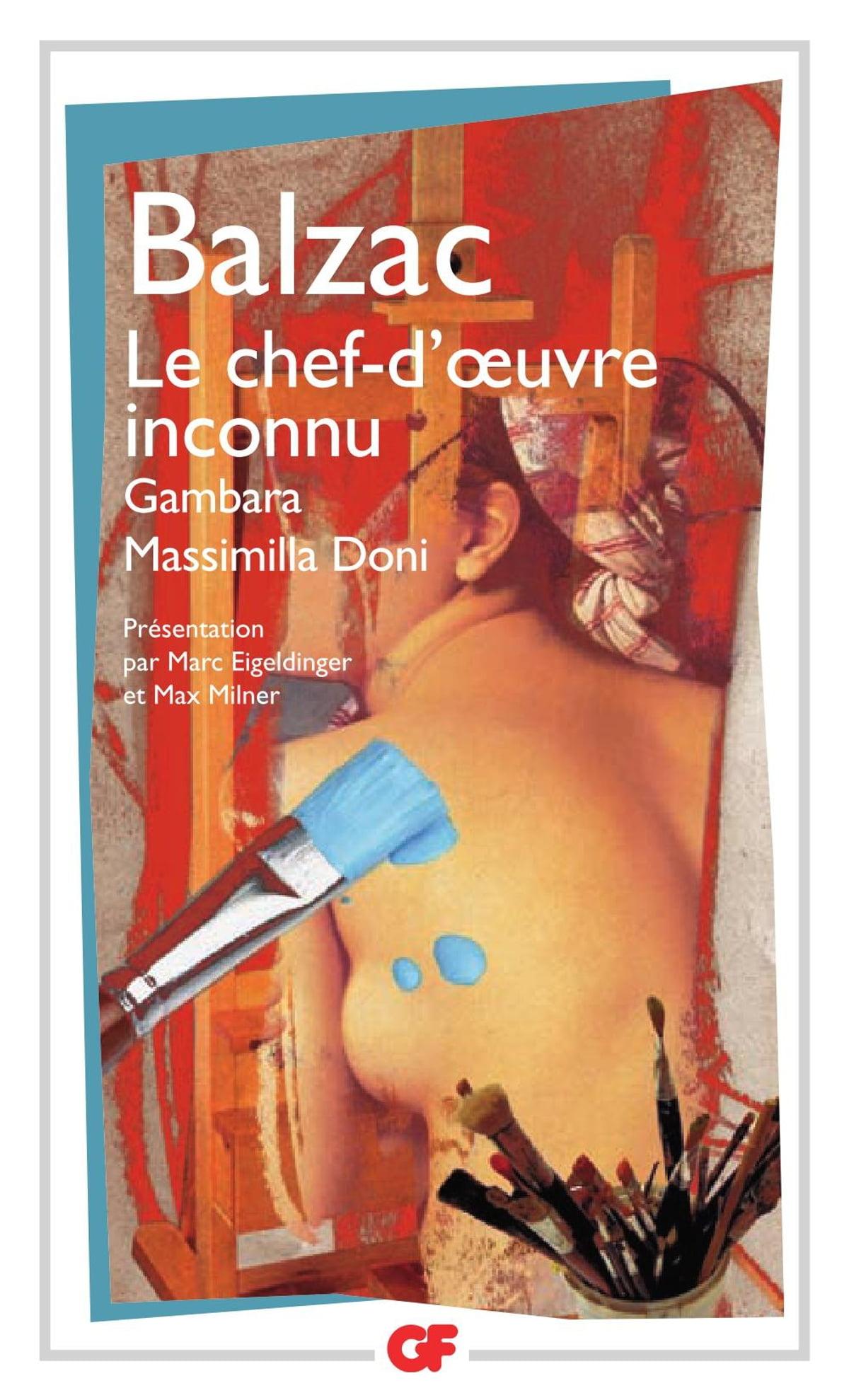 Balzac Le Chef D'oeuvre Inconnu : balzac, d'oeuvre, inconnu, Chef-d'oeuvre, Inconnu, Gambara, Massimilla, EBook, Eigeldinger, 9782081237049, Rakuten, Canada