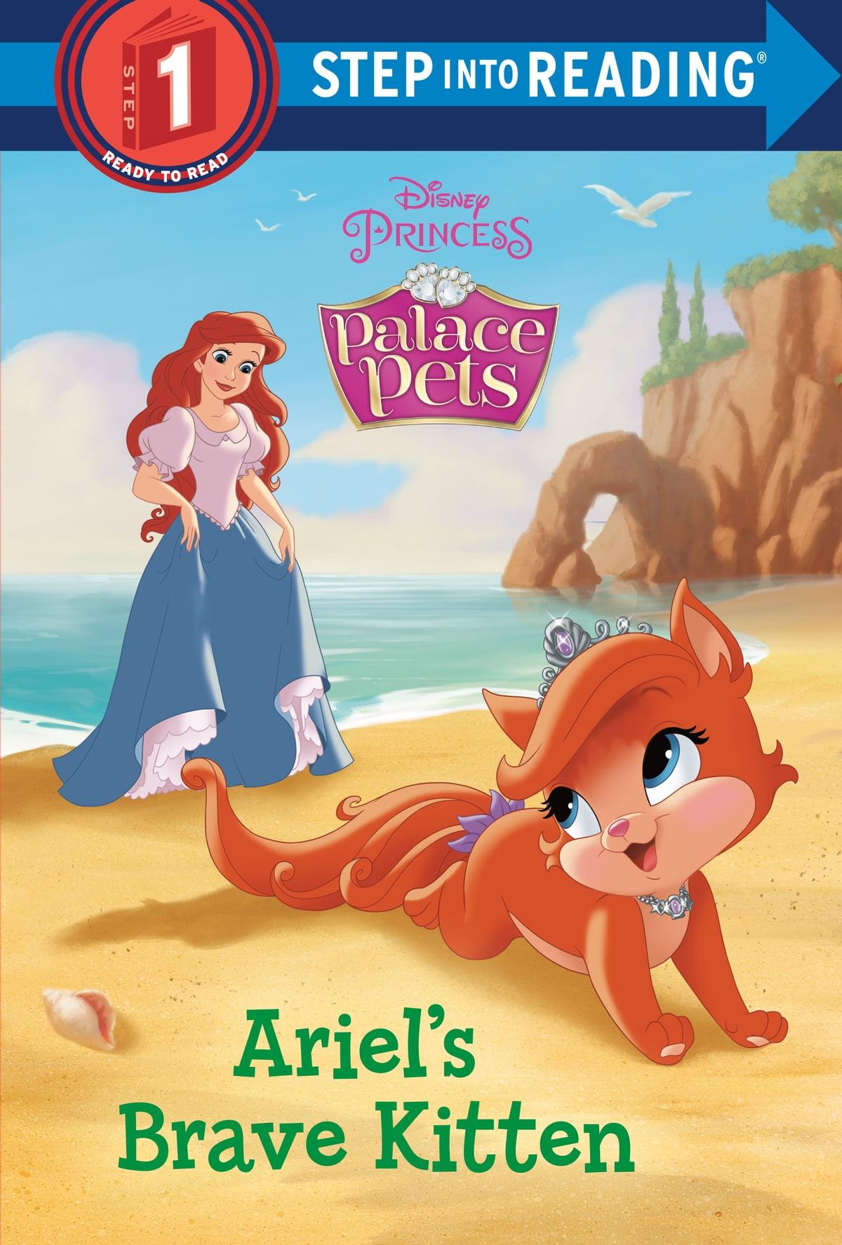 Treasure Palace Pets : treasure, palace, Ariel's, Brave, Kitten, (Disney, Princess:, Palace, Pets), EBook, Disney, 9780736441803, Rakuten, United, States