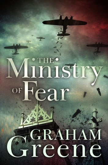 The Ministry of Fear by Graham Greene Ebook/Pdf Download