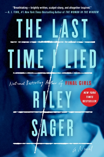 The Last Time I Lied by Riley Sager Ebook/Pdf Download