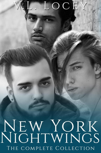 New York Nightwings - The Complete Collection by V.L. Locey Ebook/Pdf Download