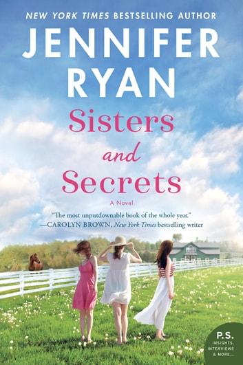 Sisters and Secrets by Jennifer Ryan Ebook/Pdf Download