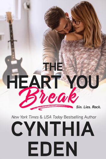 The Heart You Break by Cynthia Eden Ebook/Pdf Download