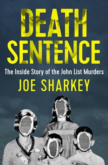 Death Sentence by Joe Sharkey Ebook/Pdf Download
