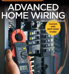 black decker advanced home wiring 5th edition ebook by editors of cool springs press 9780760362471 rakuten kobo [ 911 x 1200 Pixel ]