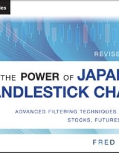 The power of japanese candlestick charts advanced filtering techniques for trading stocks futures also ebook by fred   tam rh kobo