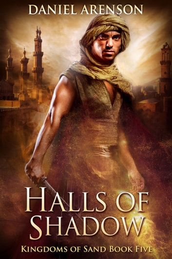 Halls of Shadow by Daniel Arenson Ebook/Pdf Download