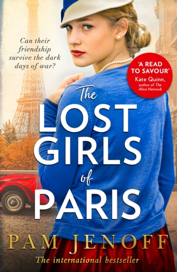 The Lost Girls Of Paris by Pam Jenoff Ebook/Pdf Download