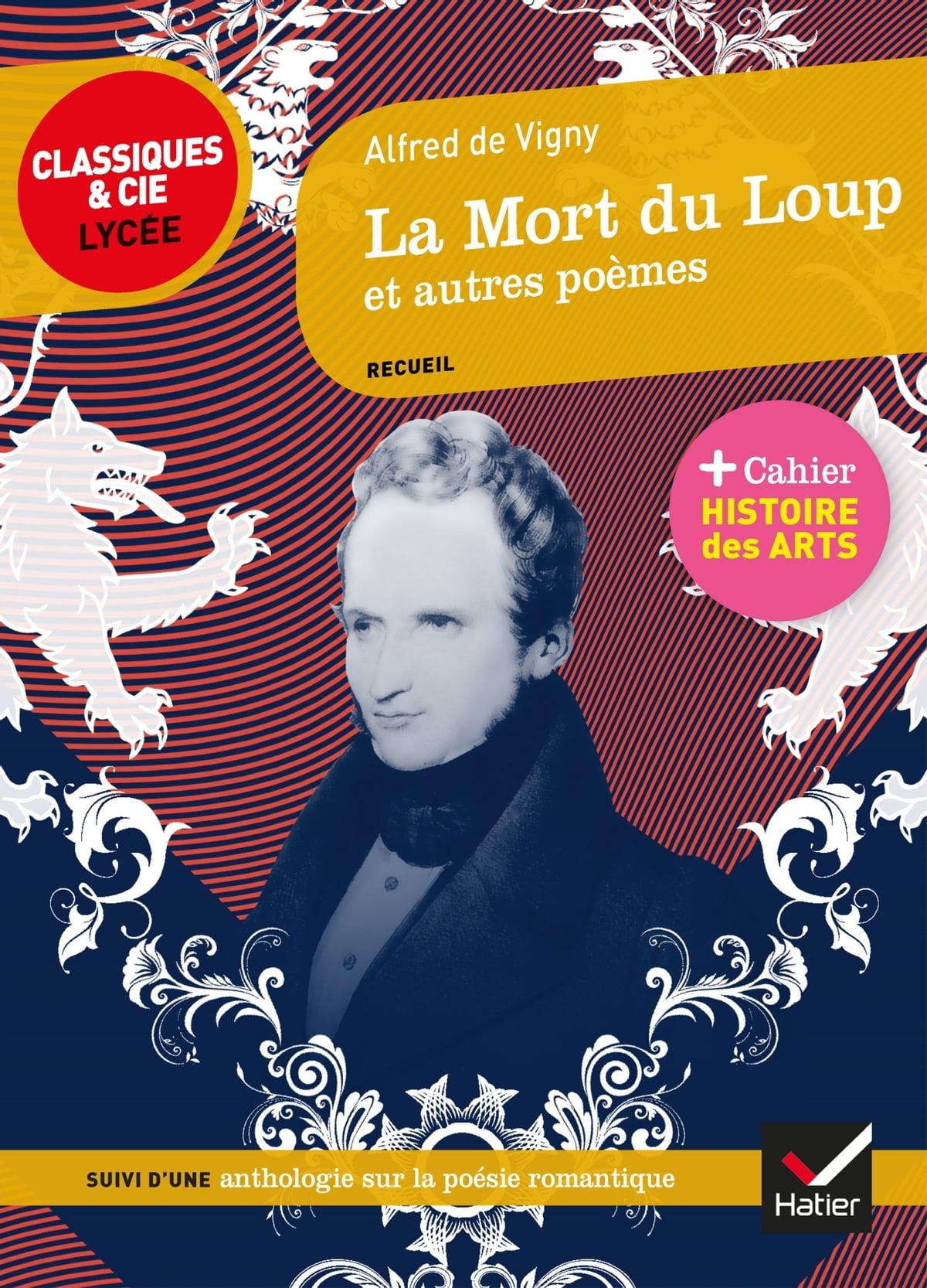 Vigny La Mort Du Loup : vigny, Autres, Poèmes, EBook, Alfred, Vigny, 9782401047136, Rakuten, United, States