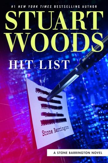 Hit List by Stuart Woods Ebook/Pdf Download
