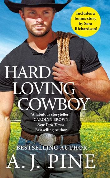 Hard Loving Cowboy by A.J. Pine Ebook/Pdf Download
