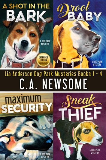 Lia Anderson Dog Park Mysteries by C. A. Newsome Ebook/Pdf Download