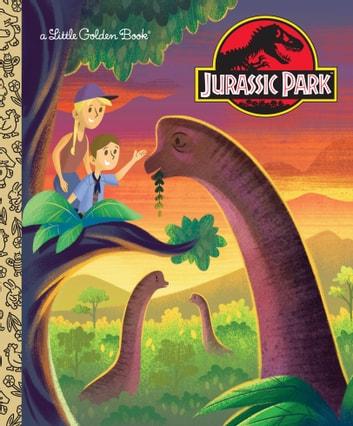 Jurassic Park Little Golden Book Jurassic Park eBook by