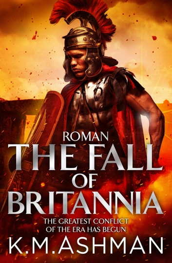 Roman  The Fall of Britannia by K. M. Ashman Ebook/Pdf Download