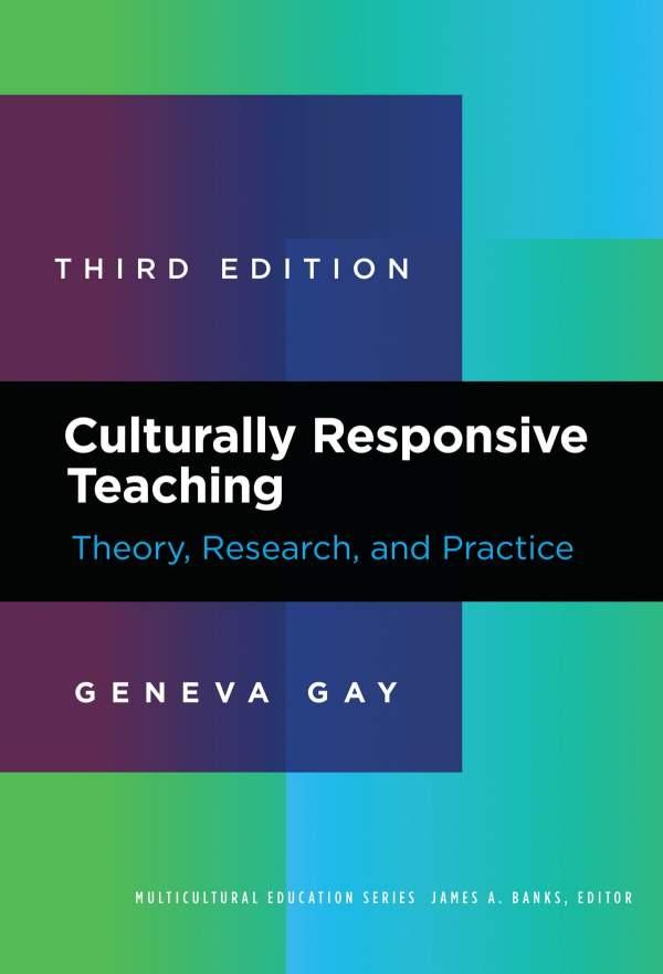 Culturally Responsive Teaching Ebook Geneva Gay