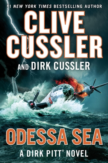 Odessa Sea by Clive Cussler, Dirk Cussler Ebook/Pdf Download