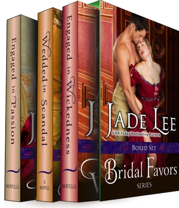 Bridal Favors Series Boxed Set (Three Historical Romance Novels in One) by Jade Lee Ebook/Pdf Download