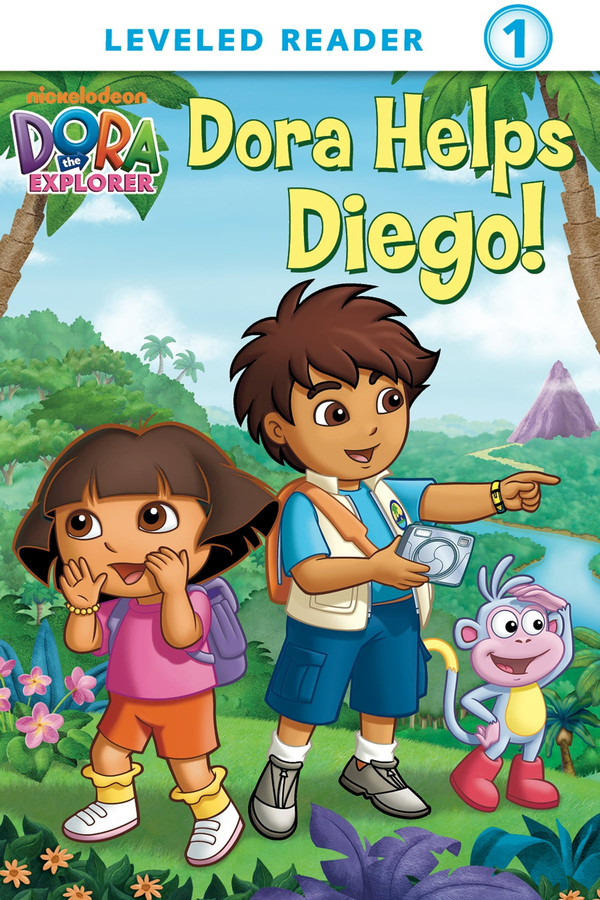 Dora Helpsgo Dora The Explorer Ebook By Nickelodeon