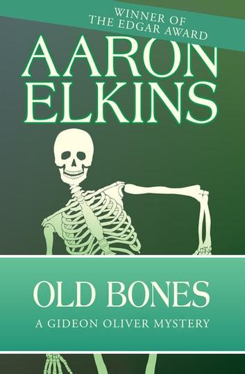 Old Bones by Aaron Elkins Ebook/Pdf Download