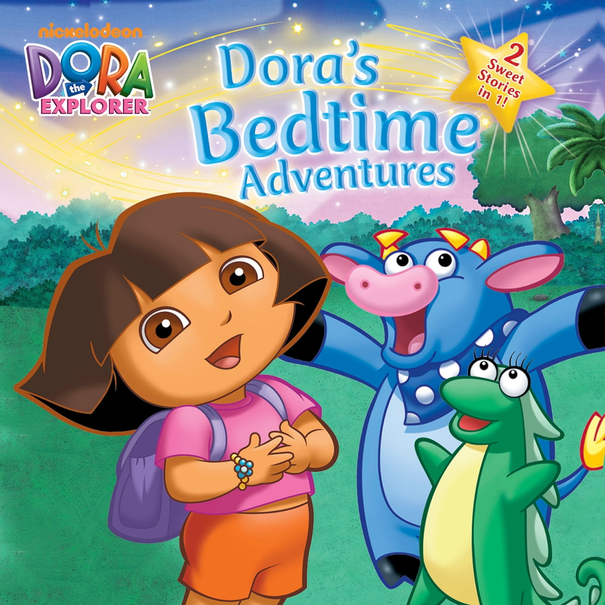 Dora S Bedtime Adventures Dora The Explorer Ebook By