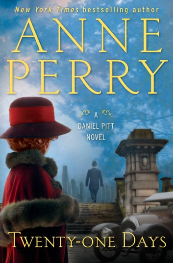 Twenty-one Days by Anne Perry Ebook/Pdf Download