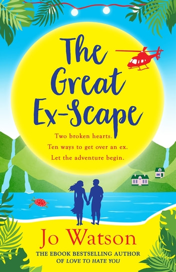 The Great Ex-Scape by Jo Watson Ebook/Pdf Download
